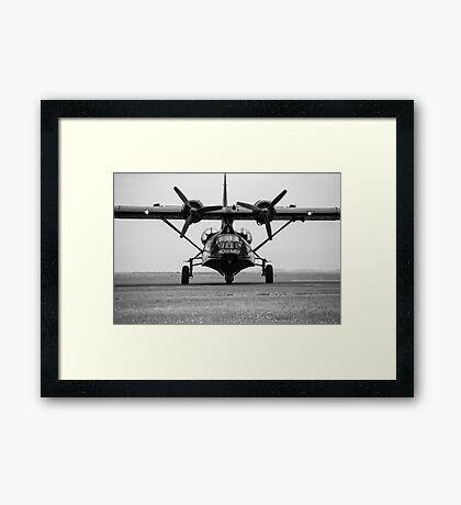 Catalina Flying Boat Framed Print