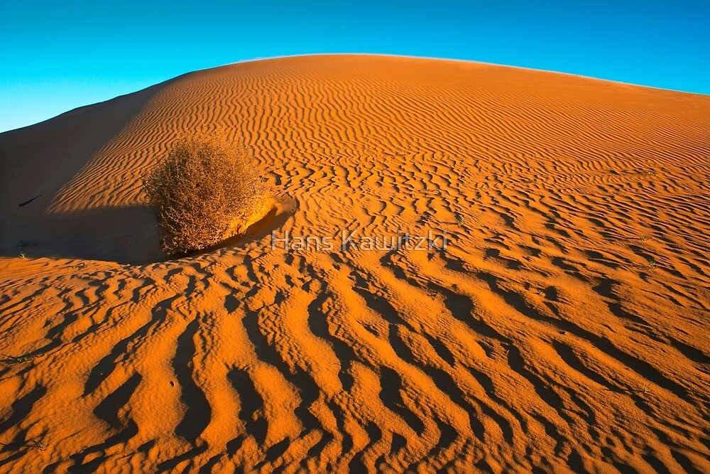 Sand Dune by Hans Kawitzki