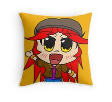 Say Hi to... Indi Throw Pillow
