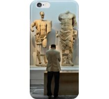 Humble before the Father of the Gods iPhone Case/Skin