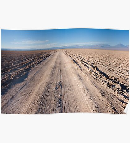 Salar de Atacama  Poster