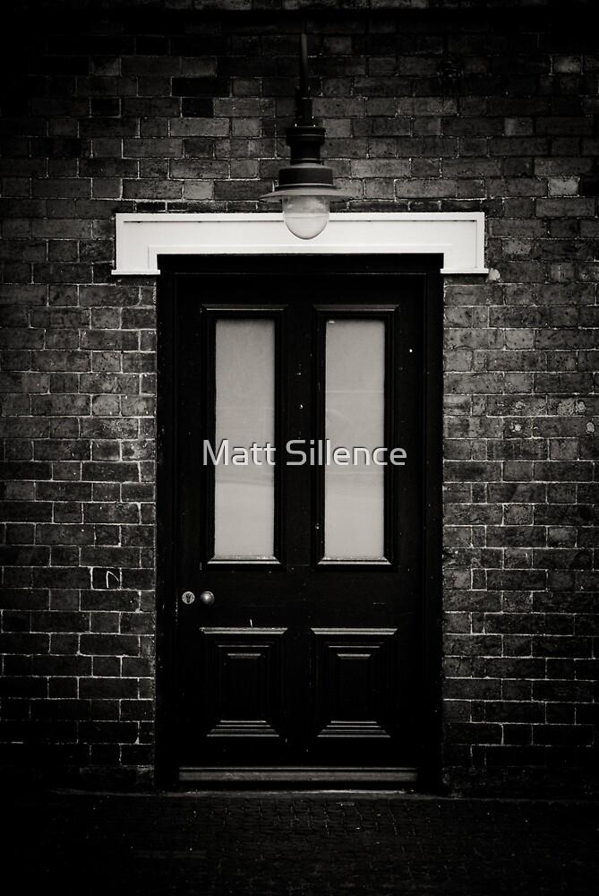 Whats behind the Door by Matt Sillence