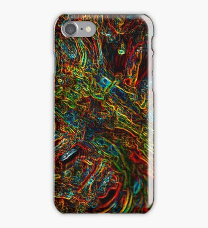 Swirls of Color iPhone Case/Skin