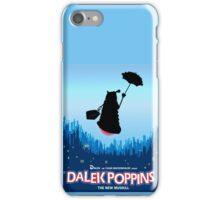 Dalek Poppins  iPhone Case/Skin