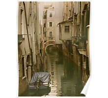 VENICE- PHOTO OR WATERCOLOR? Poster