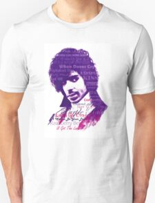 Purple Reign / Prince T-Shirt