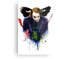 Angel of Chaos / The Joker (Heath Ledger) Metal Print