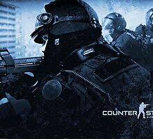 Counter strike FBI by FunnyMouse