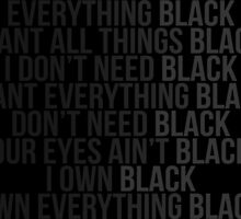 Kendrick Lamar - The Blacker the Berry lyrics by baileyfinnegan