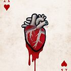 Ace of Human Hearts by pixbyr