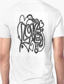 Love T..Retro ..  T-Shirt