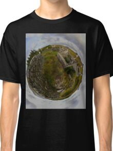 Ruins at Cashelnagor, County Donegal, Ireland Classic T-Shirt