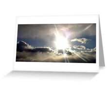 Skyscape v35 Greeting Card
