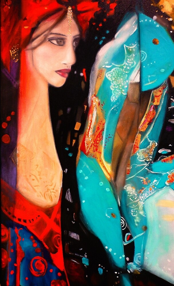 """""""The Promised Bride"""" by Cate Townsend"""