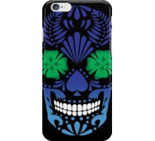Skull Tattoo iPhone Case/Skin