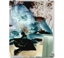 Abstract Momma and Baby iPad Case/Skin