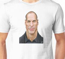 Celebrity Sunday - Yanis Varoufakis Unisex T-Shirt