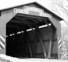 Adairs bridge II by Cassy Greenawalt