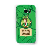 Guildmarm's Guild Guides! Samsung Galaxy Case/Skin