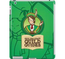 Guildmarm's Guild Guides! iPad Case/Skin