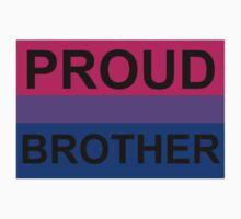 PROUD BROTHER BI by idafreja