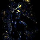 Starry Starry Knight by FrederickJay