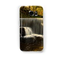 Calder Waterfall, Lochwinnoch Samsung Galaxy Case/Skin