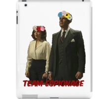 Agent Carter and Co iPad Case/Skin