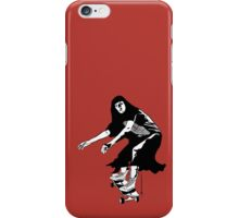 A Girl Walks Home Alone At Night iPhone Case/Skin