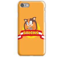 Sonic Boom - Chibi Sticks iPhone Case/Skin