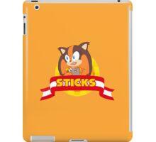 Sonic Boom - Chibi Sticks iPad Case/Skin