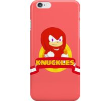 Sonic Boom - Chibi Knuckles iPhone Case/Skin