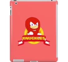 Sonic Boom - Chibi Knuckles iPad Case/Skin