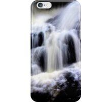 Calder `waterfall, `lochwinnoch iPhone Case/Skin