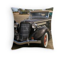Auburn 851 Throw Pillow