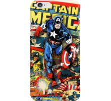 Captain America - Cover Mix iPhone Case/Skin