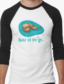 Never let me go Men's Baseball ¾ T-Shirt