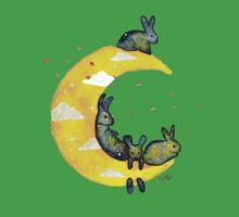 Hanging on the Moon Kids Clothes