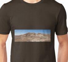 Scenery in the Southwest Negev Desert Unisex T-Shirt