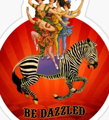 Be-dazzled Sticker