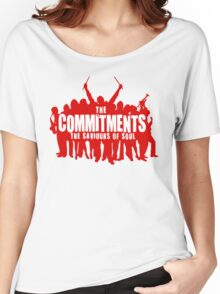 The Commitments Women's Relaxed Fit T-Shirt
