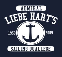 Admiral Liebe Hart's Sailing Quallege by youveseenthese