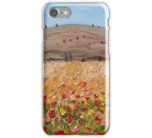 Tuscan Sun iPhone Case/Skin