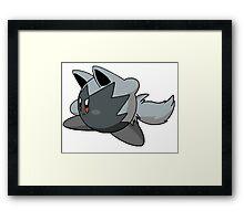 Kirbyena Framed Print