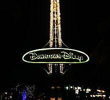 Downtown @ Disney by moomooloops