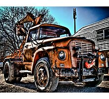 Tow~Mater Photographic Print