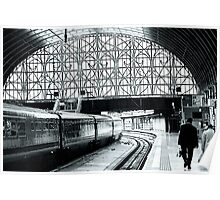 Paddington Station, London,England Poster