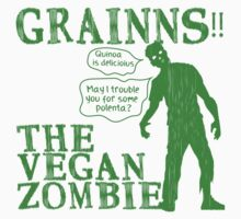 Grains - The Vegan Zombie by my-sanity