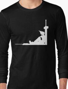 Buster Sword Final Fantasy Long Sleeve T-Shirt