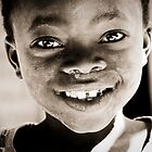 Yawo Village Kids Series #2 by Tim Cowley
